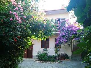 Apartment in villa, private pool, big garden, close to sea and Old Zadar town