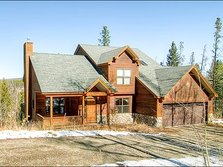 Beautiful Mountain Views - Secluded Mountain Home (13168), Breckenridge