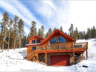 Rustic Log Cabin - 5 Minutes from the Gondola & Main Street (13192), Breckenridge