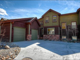 Newly Built Custom Home - Amazing Views Of The River And The Slopes (13207), Breckenridge