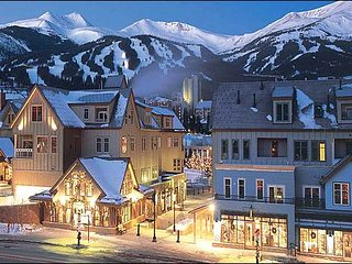 Steps to the base of Peak 9  - Best location for access to town and lifts (13351), Breckenridge