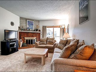 Fantastic Views of Breckenridge Ski Resort - Walk to Main Street Shops and Restaurants (13396)