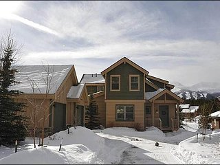 Private Home Offers Amazing Views - Close to Town and Slopes (13560), Breckenridge