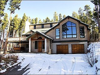 Luxurious Mountain House, Fun Pool Table and Game Room (212447), Breckenridge