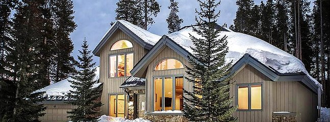 Next to the Lovely Burro Trail, Quiet Neighborhood Close to Town (212535), Breckenridge