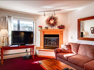 Stunning Views of the Slopes - One Block from Main Street  (4294), Breckenridge