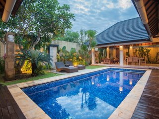 3 Bedroom Seminyak Villa ideally located with private pool, spacious living area