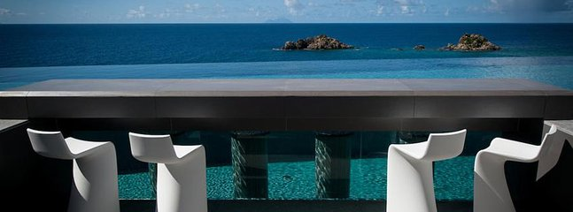 Villa Axel Rocks 1 Bedroom SPECIAL OFFER, Gustavia