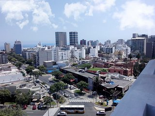Lovely flat in the heart of Miraflores