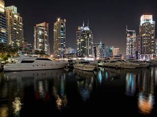 BEAUTIFULLY APPOINTED 03 BD APT, MARINA #DD3B33, Dubai