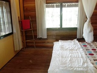 Fehi Dhuniye - traditional wooden room 3
