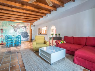 The Frida Kahlo house, Telde