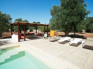 Trulli Coccia: Trulli Complex with Private Pool, Ceglie Messapica