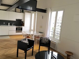 Amazing Luxury 2bed 2bath Duplex, Levallois-Perret