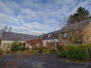 The Old Paper House Nr Melrose (Lowland Lettings CO UK)