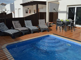Gorgeous Modern Villa Front Line with Private Pool Mar Menor Golf