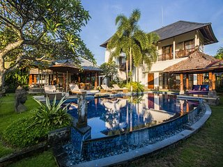 AyoKa, ocean view villa in the south of Bali