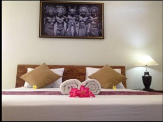 Wina Ubud. B&B - room at the 1st floor