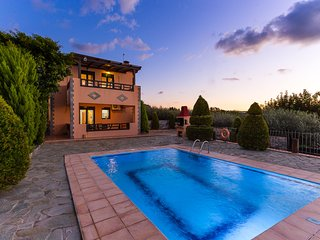 Villa Angelina, rustic luxury!