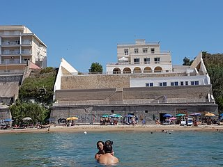 il paradiso sul mare - Camera Giglio, Anzio