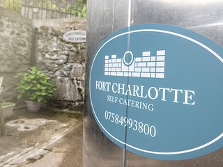 Fort Charlotte Self Catering - Ground Floor