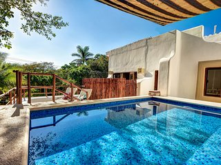 VILLA 4 ROOMS PRIVATE POOL SEA FRONT PLAYACAR