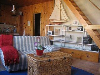 ARCACHON, 2 PP de charme, 60 m2, tout près du port de pêche et de plaisance