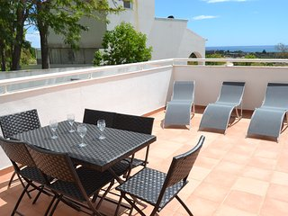 NEW! Quinta da Santo Antonio - Sea View Terrace apartment, Lagos