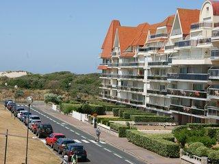 Superbe appartement - 3 chambres - 6 personnes - Vue mer et dunes - Wifi