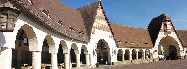 Covered Market Le Touquet