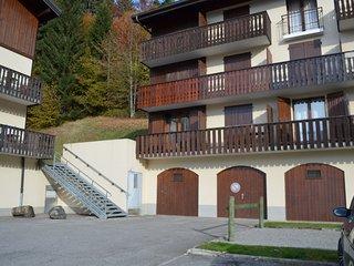 Joli appartement remis à neuf avec parking,enplacement vélos, wifi, Les Carroz-d'Araches
