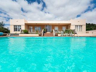 OCEAN Villa vistas al mar, jardin y piscina privada, Deluxe, Privilegiada