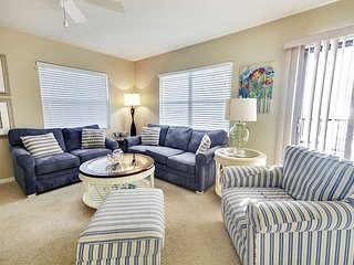 Emerald Isle 502 Direct GULF views from private balcony/Awesome location!