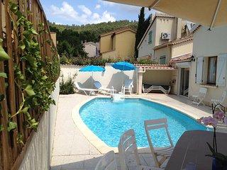 4 bedroom Villa in Taradeau, Provence-Alpes-Cote d'Azur, France : ref 5474291