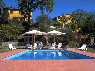 2 bedroom Apartment in Bucine, Tuscany, Italy : ref 5474654