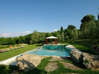 7 bedroom Villa in Montepulciano, Tuscany, Italy : ref 5474757