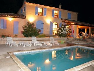 4 bedroom Villa in Cabasse, Provence-Alpes-Cote d'Azur, France : ref 5474015