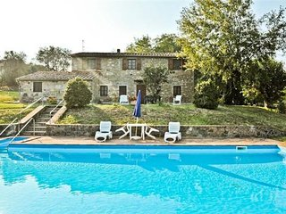 4 bedroom Villa in Celle sul Rigo, Tuscany, Italy : ref 5504829