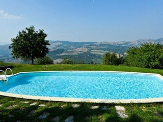 2 bedroom Villa in Celle sul Rigo, Tuscany, Italy : ref 5504818