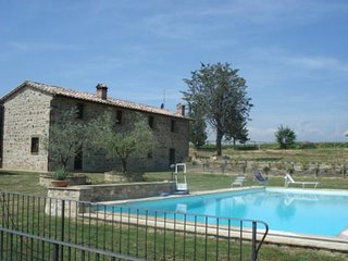 4 bedroom Villa in Celle sul Rigo, Tuscany, Italy : ref 5504833