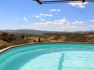 4 bedroom Villa in Monte Antico Alto, Tuscany, Italy : ref 5504874