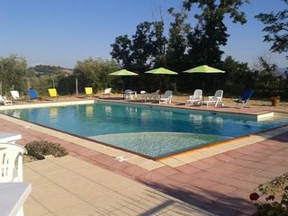 1 bedroom Apartment in Mazzolla, Tuscany, Italy : ref 5505064