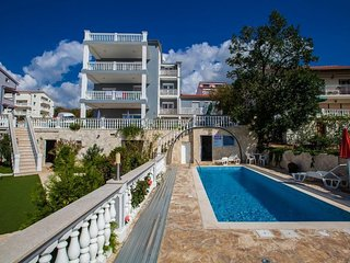2 bedroom Apartment in Crikvenica, Primorsko-Goranska Zupanija, Croatia : ref 56