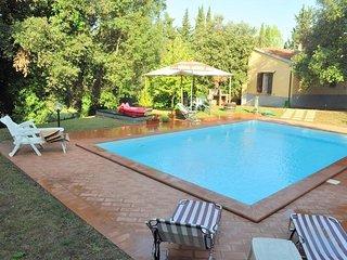 3 bedroom Villa in Cura Nuova, Tuscany, Italy : ref 5505326