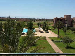 Prestigia Marrakesh Golf City 2 Bed Room Apartment