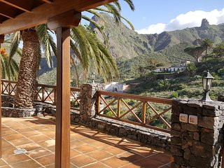 Wonderful canarian house with beautiful views to the Anaga Natural Park