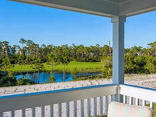 Beautiful NEW Golf and Beach Home Golf Included, Cayo Perdido