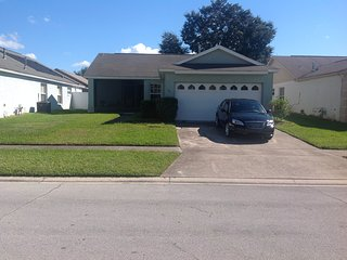 3 Bed 2 bath Pool Home, Kissimmee