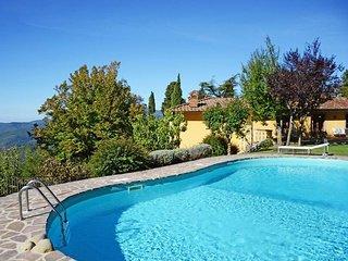 10 bedroom Villa in Il Palazzo, Tuscany, Italy : ref 5505520
