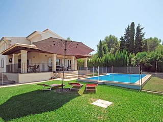 4 bedroom Villa in es Mal Pas, Balearic Islands, Spain : ref 5505563